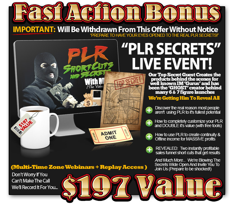 PLR Jackpot Review